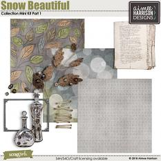 Snow Beautiful Collection Mini Pt 1