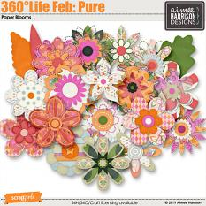 360°Life Feb: Pure Blooms
