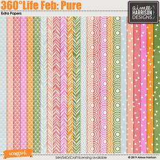 360°Life Feb: Pure Extra Papers