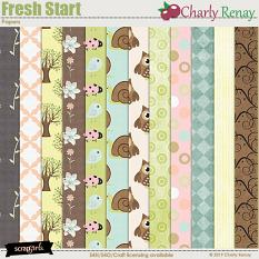 Fresh Start Papers By Charly Renay