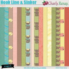 Hook Line Sinker Papers By Charly Renay