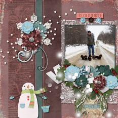 Feeling Frosty Layout