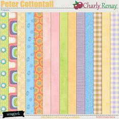 Peter Cottontail Papers By Charly Renay