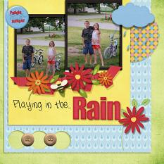 Made With April Showers Bring May Flowers Collection By Charly Renay
