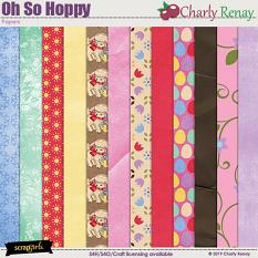 Oh So Hoppy Papers By Charly Renay