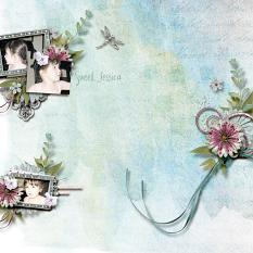 Layout using Tristan + Isolde