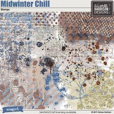Midwinter Chill Stamps