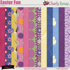 Easter Fun Papers By Charly Renay
