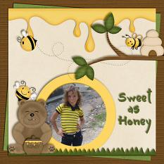 Made With Sweet As Honey Collection By Charly Renay