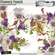 wery Touch Embellishments Mini : Borders by Florju Designs