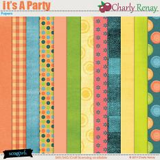 It's A Party Papers By Charly Renay