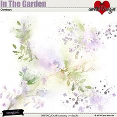 ScrapSimple Digital Layout Collection:In The Garden