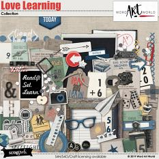 Love Learning Elements Pack