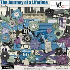 The Journey of a Lifetime Elements