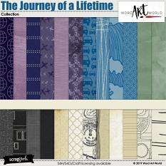 The Journey of a Lifetime Paper Pack