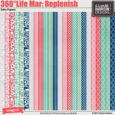 360°Life Mar: Replenish Extra Papers