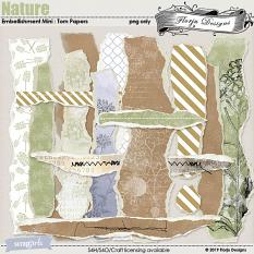 layout using Value Pack: Nature by florju designs