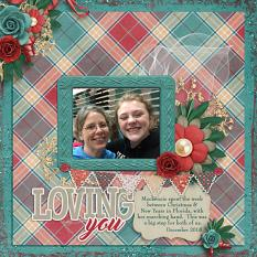 Addicted to Love Layout