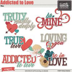 Addicted to Love Titles