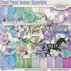 Find Your Inner Sparkle Collection Biggie by On A Whimsical Adventure