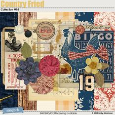 Country Fried Collection Mini