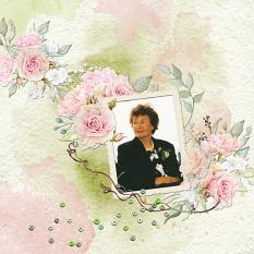 Layout by Marie Orsini using Time passes by Collection Mini by Aftermidnight Design