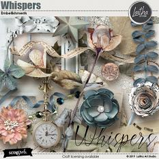 Whispers - Page Kit Essentials