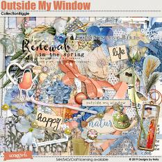 Outside My Window Collection by Designs by Helly
