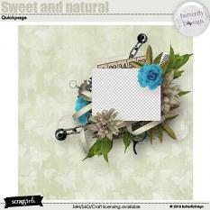 Sweet and Natural Quickpage