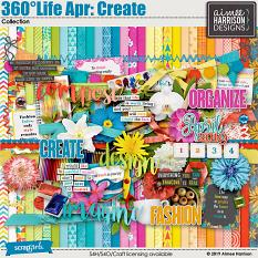 360°Life Apr: Create Collection