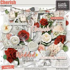 Cherish Embellishments