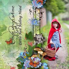 Little Red Riding Hood LO2