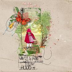 Little Red Riding Hood LO7