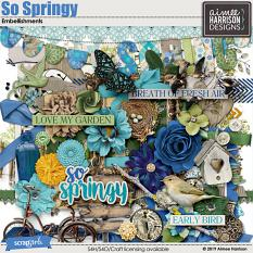 So Springy Elements