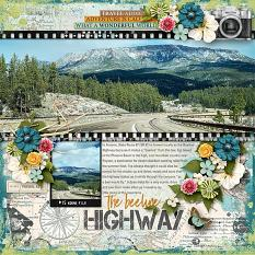 Blended #4 Templates Layout