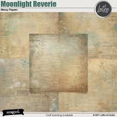 Moonlight Reverie - Messy Papers