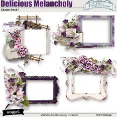 Delicious Melancholy Clusters