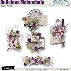 Delicious melancholy clusters pack2