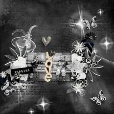 Mademoiselle Night Collection Mini Details