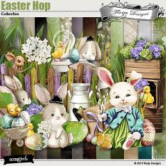 Easter Hop Collection Biggie by Florju Designs