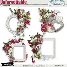 Unforgettable Clusters