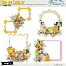 Happy Easter Clusters1