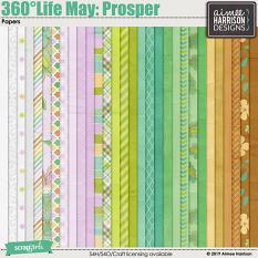 360°Life May: Prosper Papers
