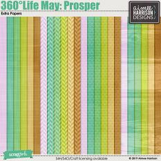 360°Life May: Prosper Extra Papers