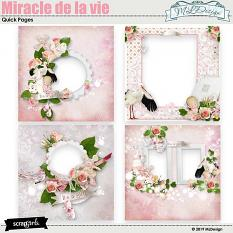 Miracle de la vie Quick pages