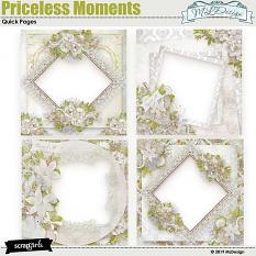 Priceless Moments Quick pages