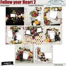 Follow Your Heart2 Quickpages