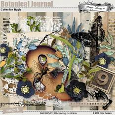 layout using Value Pack : Botanical Journal by Florju Designs