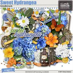 Sweet Hydrangea Elements