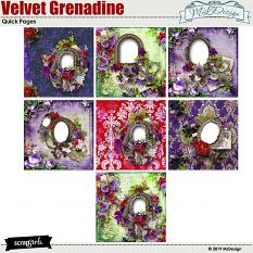 Velvet Grenadine Quick Pages